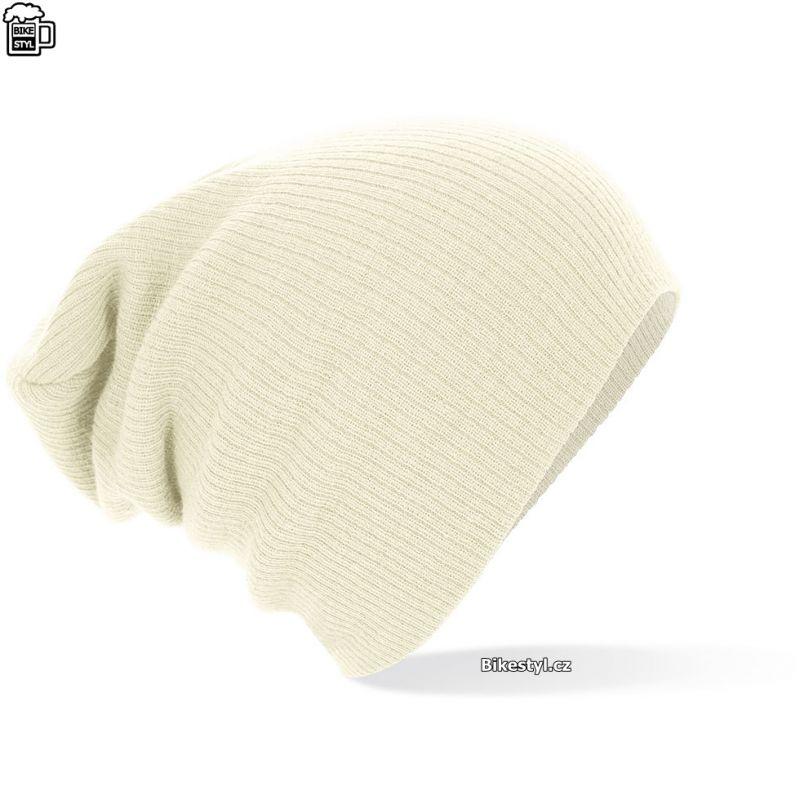 Zimní pletená čepice unisex