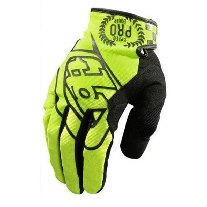 Troy Lee Designs rukavice Racing Glove yellow M