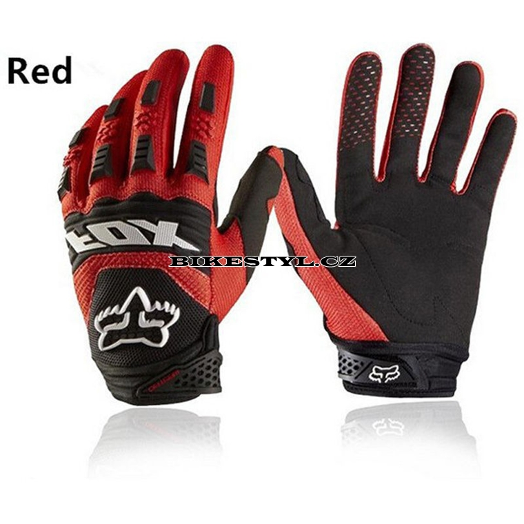 Fox Racing rukavice Dirtpaw Red L