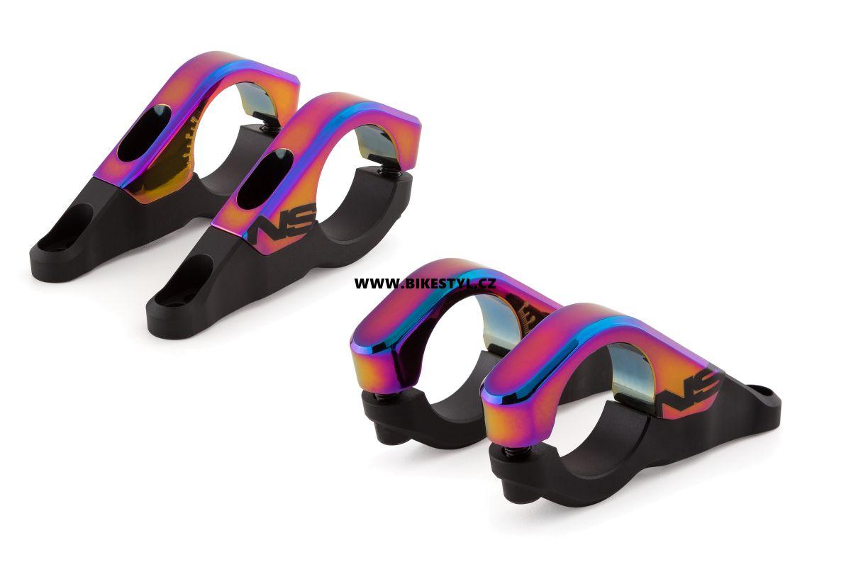 představec NS Bikes Direct Mount rainbow 31,8 mm