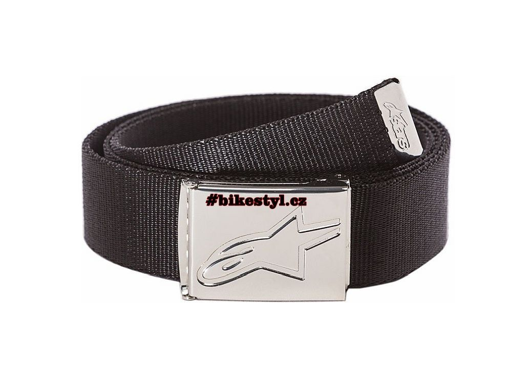 Pásek Alpinestras Friction belt chrome