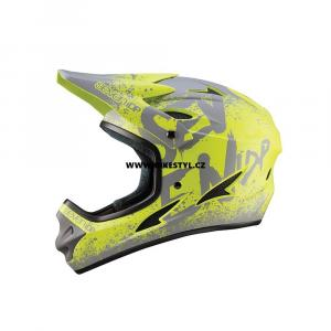 7IDP - SEVEN HELMA M1 GRADIENT lime-grey