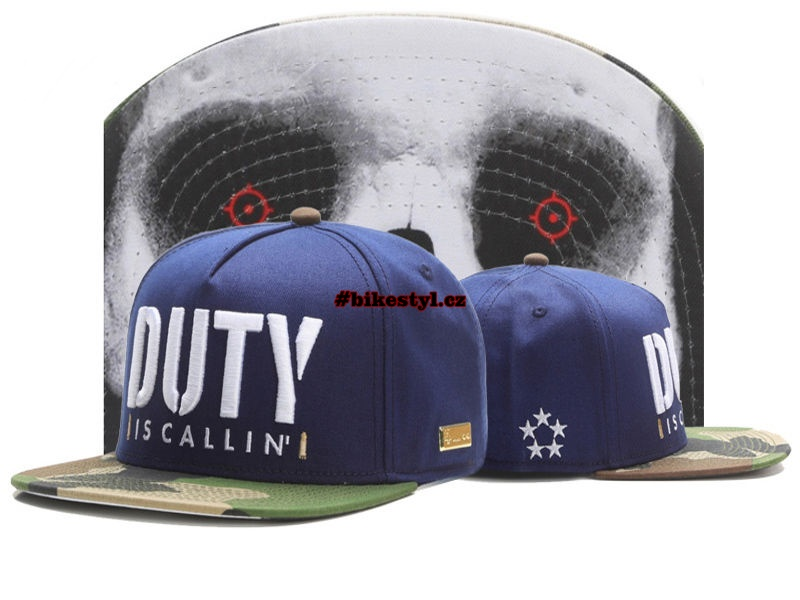 Call of duty snapback Cayler Sons kšiltovka