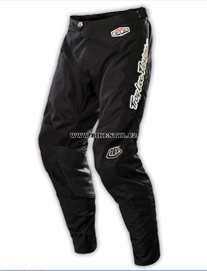 tld kalhoty gp black troy lee designs pants