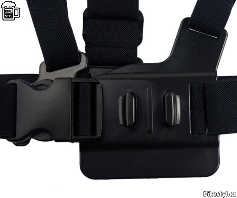 GoPro hrudní držák kamery