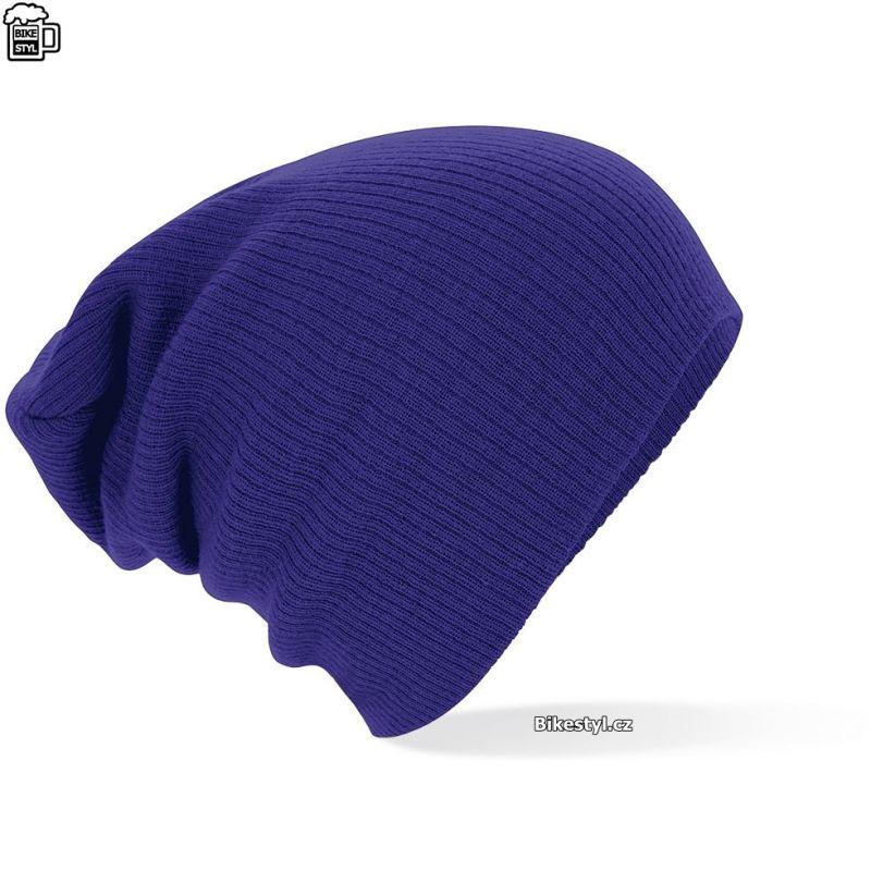 fbf7701e5ad Zimní pletená čepice unisex