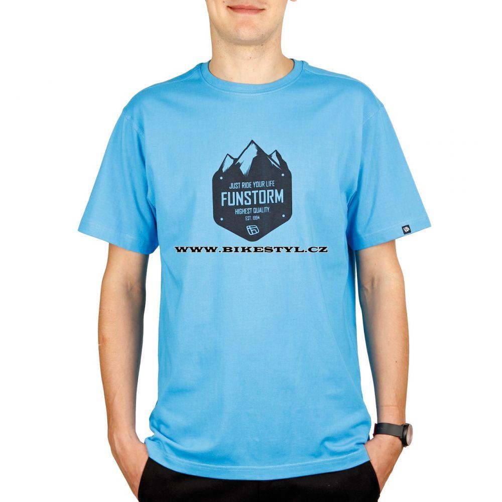 Funstorm Peaks pánské tričko