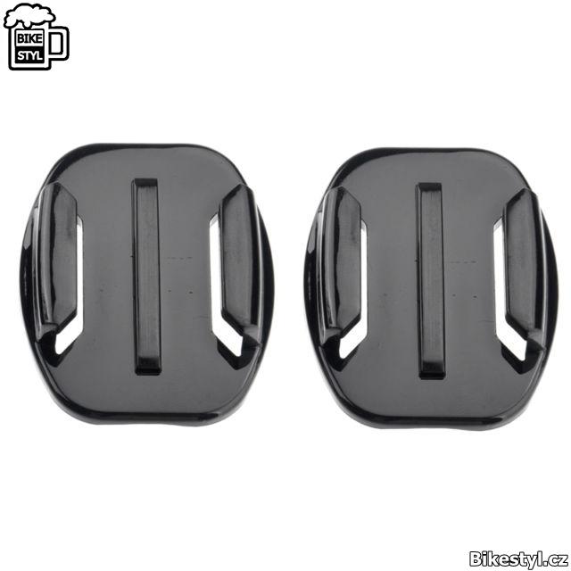 Go Pro nalepovací držák (curved flat adhesive mounts)
