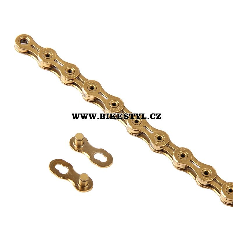 Řetěz 11 KMC X11-SL GOLD