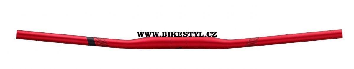 Spank řídítka Oozy 780 Bar, 5R black-red
