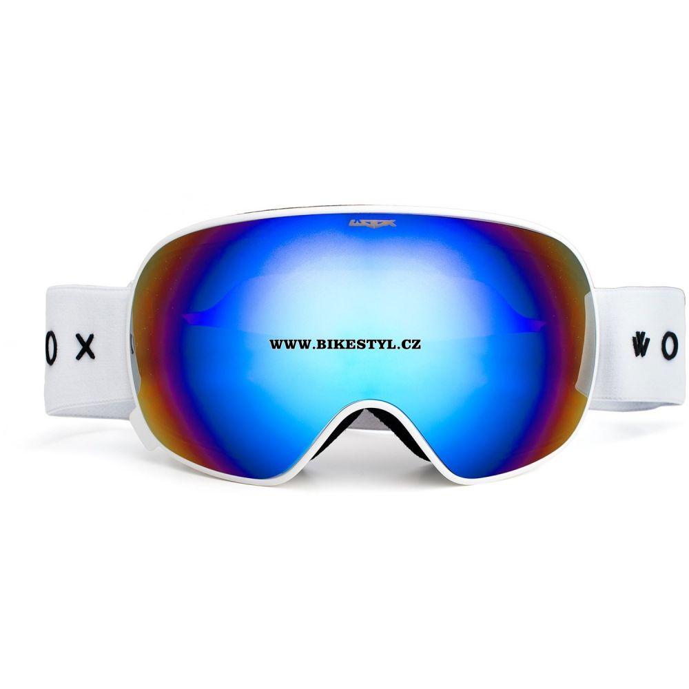 Woox brýle Opticus Opolentus white-blue