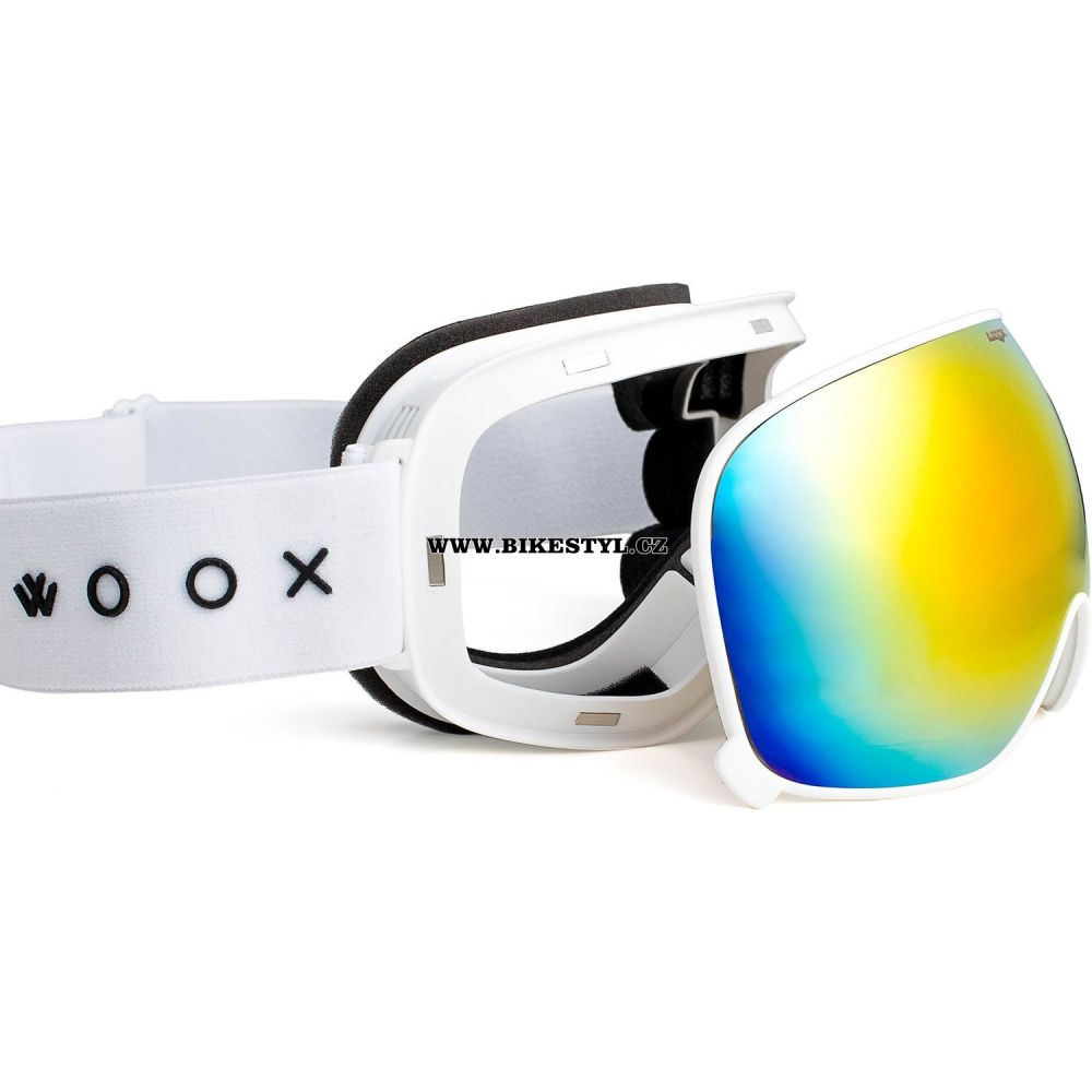 Woox brýle Opticus Opolentus white-re