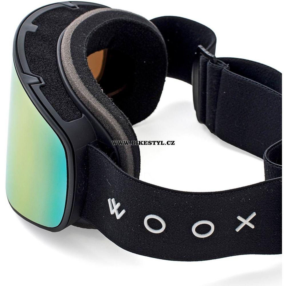 Woox brýle Opticus Temporarius dark-re