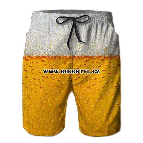 Beer pánské plavky Board Shorts 36