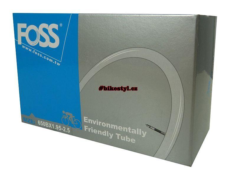 Foss duše 27.5x1,95-2,5 650B FV samo opravující