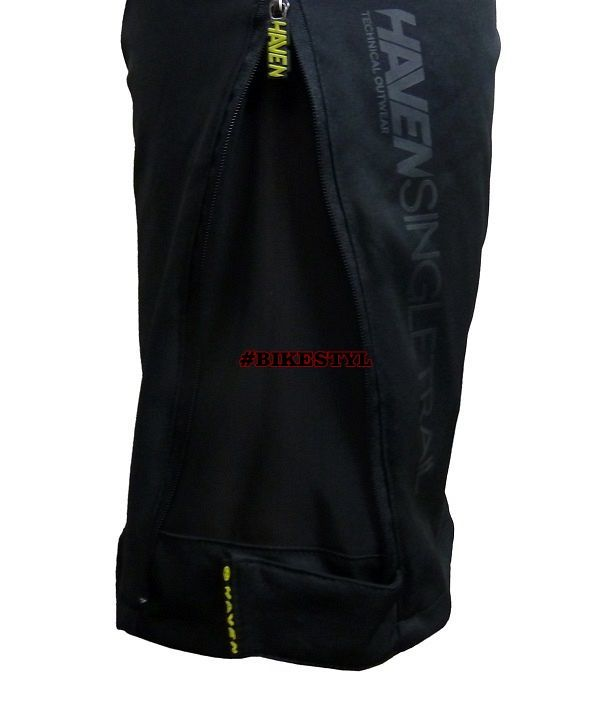 Haven Singletrail kraťasy bike shorts black