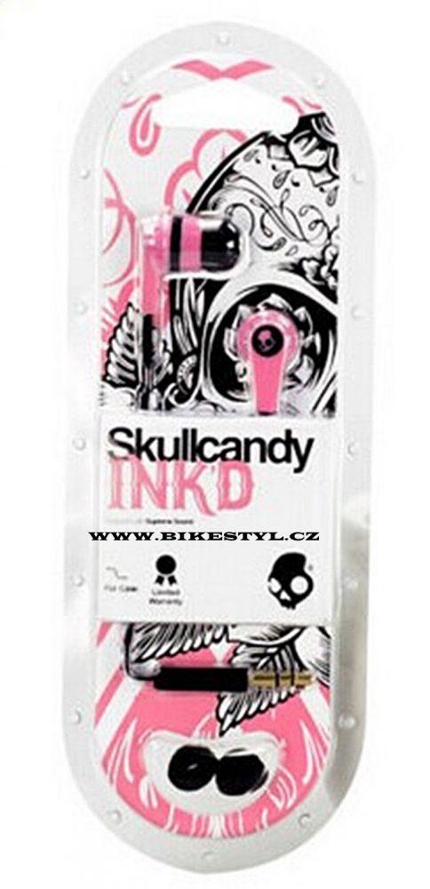 Sluchátka Skullcandy INDK 2.0 Pink