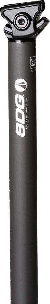 Karbonová sedlovka SDG Micro X-Beam 27,2 mm Carbon