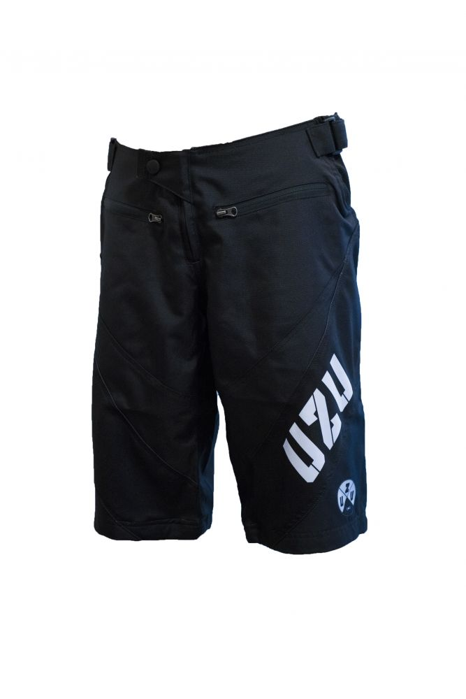 UZU kraťasy DH shorts black