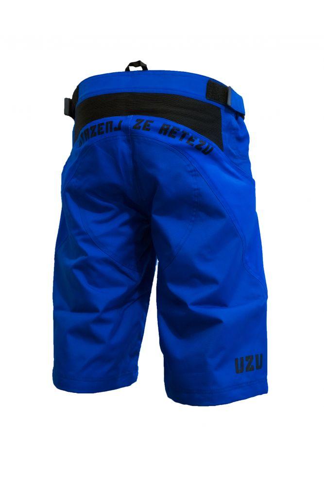 UZU kraťasy DH shorts blue