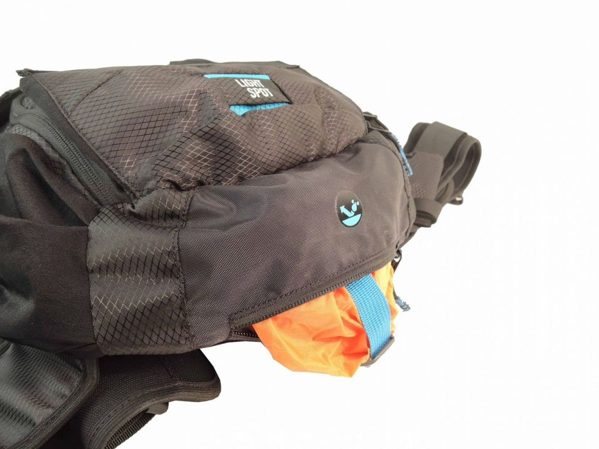 Batoh RIDE-KI 22l black-blue
