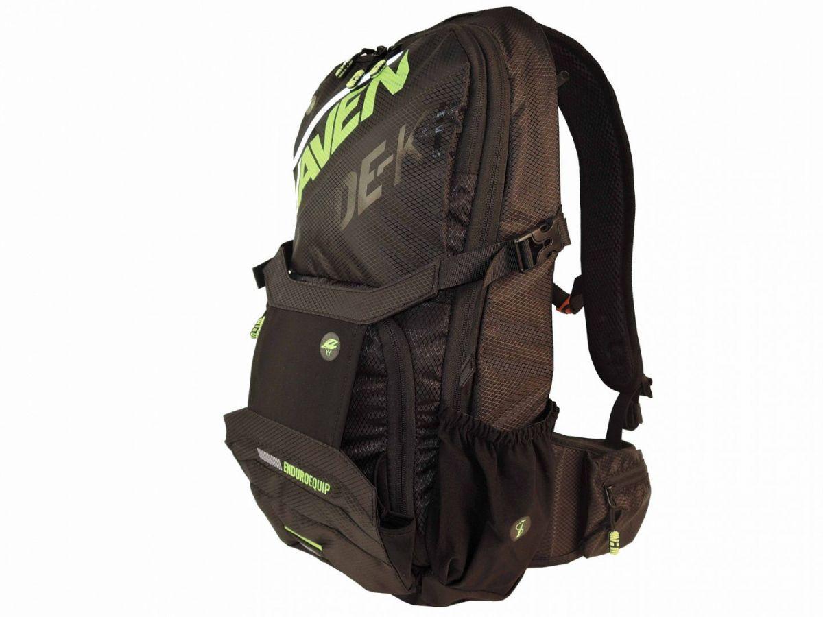 Batoh RIDE-KI 22l black-green