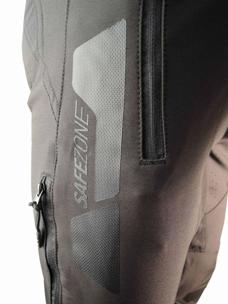 Haven RIDE-KI kalhoty bike pants black