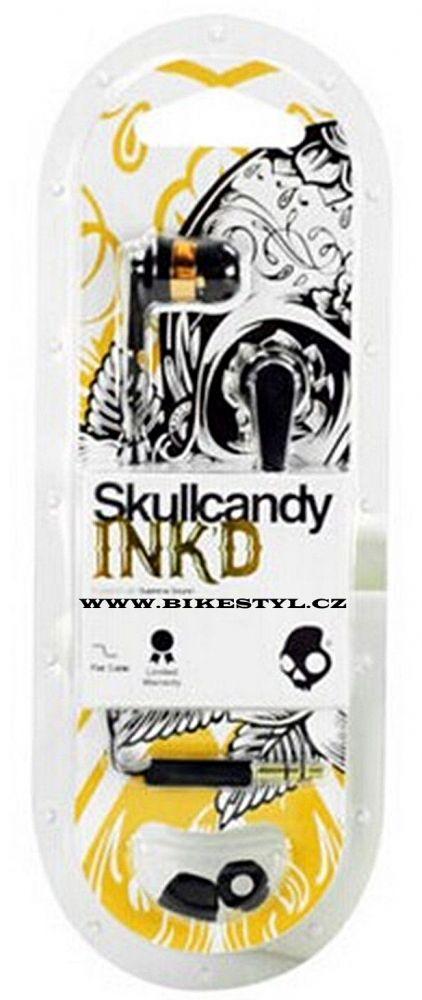 Sluchátka Skullcandy INDK 2.0 Gold