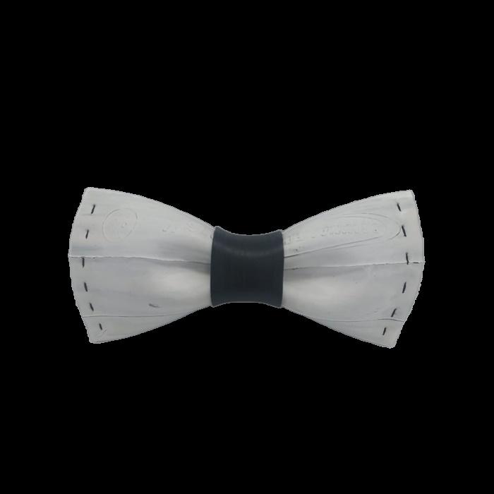 UZU pánský originální motýlek white-black