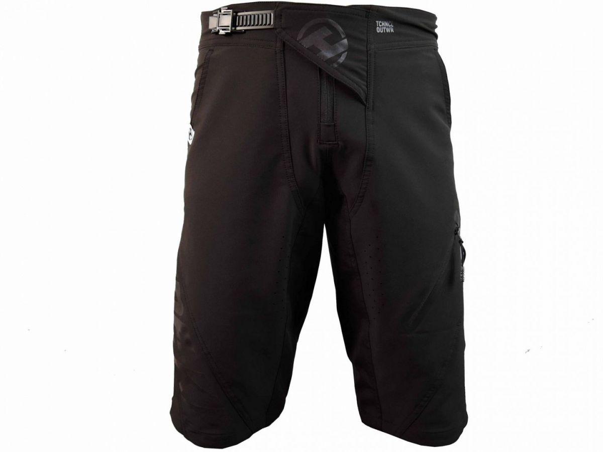 Haven RIDE-KI kraťasy bike shorts black