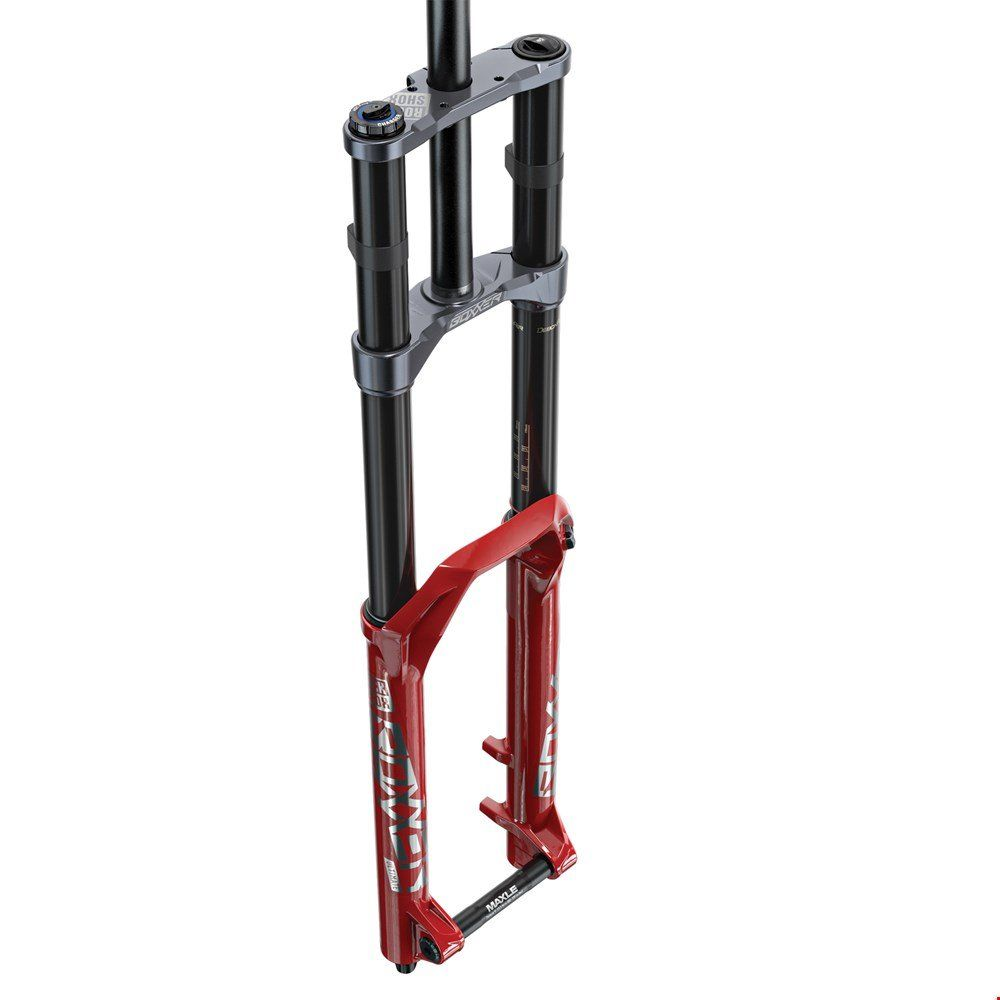 RockShox Boxxer Ultimate Charger 2.1 RC2 - 29 Boost 20x110 200mm red