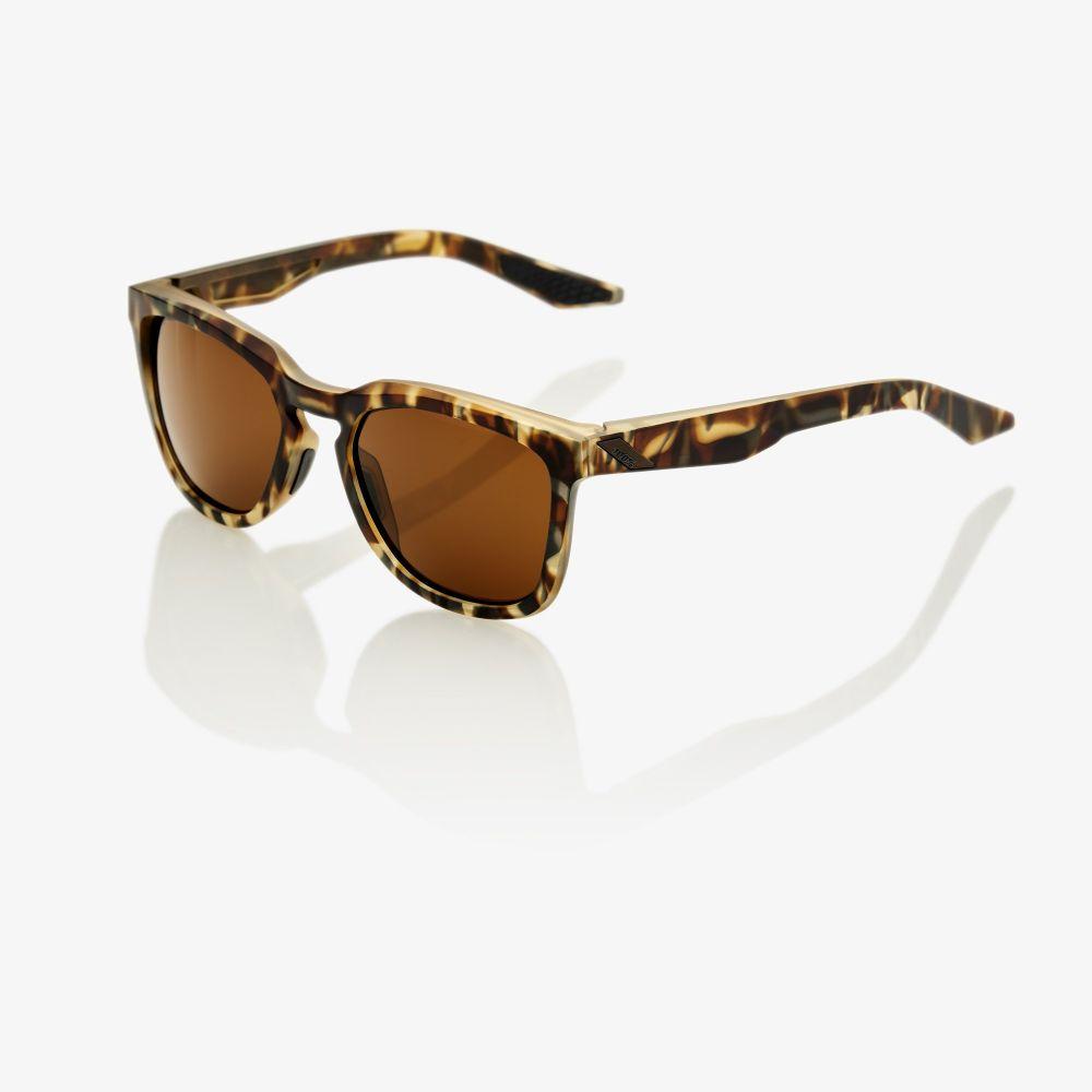 sluneční brýle 100 Percent Hudson soft tact havana - bronze lens
