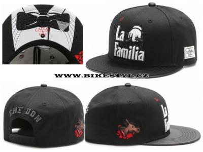 Kšiltovka Cayler Sons La Familia the don Snapback