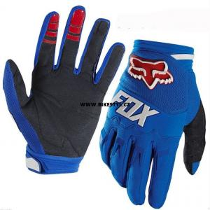 Fox Racing Dirtpaw 2017 rukavice Blue M