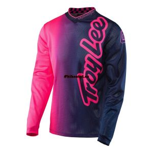 Troy Lee Designs dres GP Air Navy-pink XL