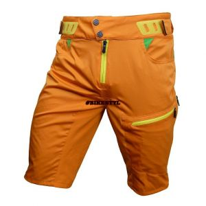 Haven Singletrail kraťasy bike shorts orange