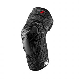 SURPASS KNEE GUARD CHARCOAL HEATHER chrániče kolen