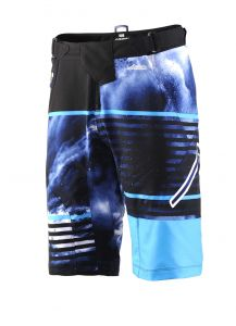 100% AIRMATIC DUSTED SHORT NAVY
