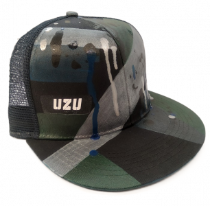 Kšiltovka UZU second series snapback navy
