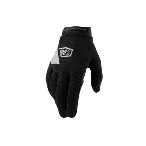 100% rukavice RIDECAMP WOMENS GLOVES BLACK