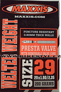 DUŠE MAXXIS WELTER 29X1.9/2.35 FV