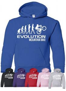 Mikina Bike evolution