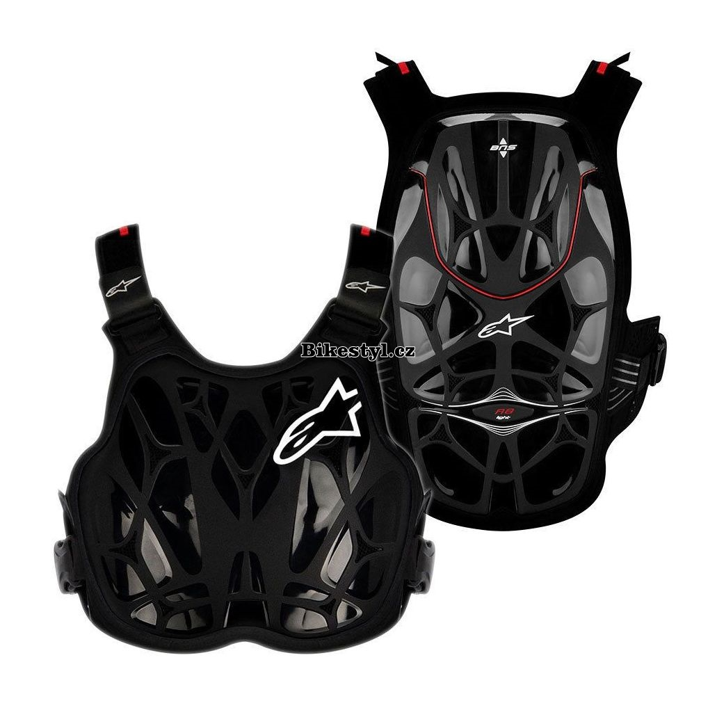 Alpinestars dětský krunýř A-8 light protection