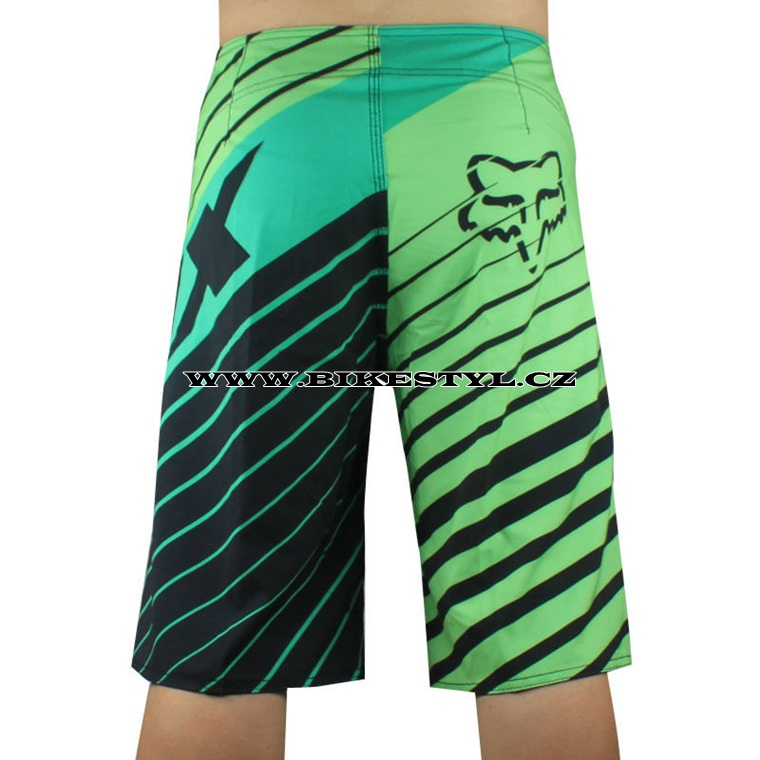 fox racing boardshorts plavky