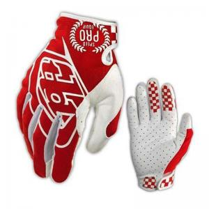 Troy Lee Designs rukavice GP red/white M