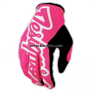 Troy Lee Designs rukavice Racing Glove pink L