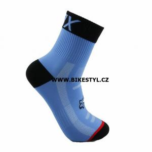 Ponožky Fox Racing DH blue 43-45 L/XL