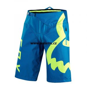 Fox Racing Demo DH Shorts Blue v. 34