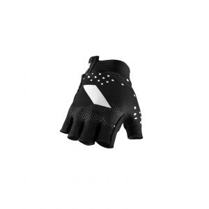 EXCEEDA GEL SHORT FINGER GLOVE BLACK