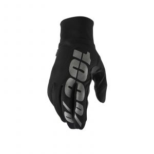 100 Percent HYDROMATIC WATERPROOF GLOVE BLACK